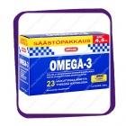 Friggs Omega-3 Kalaoljykapseli (поливитамины с рыбьим жиром) капсулы - 135 шт