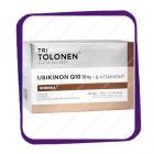 Tri Tolonen Ubikinon Q10 100 mg +B (Убихинон Коэнзим Q10) капсулы - 180 шт