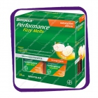 Berocca Fizzy Melts Orange Fresh (Берокка Перфоманс мультивитамины) шипучие таблетки - 28 шт