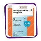 Ratiopharm Maitohappobakteeri +B (кисломолочные бактерии +B) капсулы - 50 шт