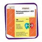 Ratiopharm Maitohappobakteeri B+C+D (кисломолочные бактерии +B +C +D) капсулы - 100 шт