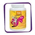 Vida Junnu Monivitamiini Vadelma (Мультивитаминный комплекс для детей - вкус малина) таблетки - 100 шт
