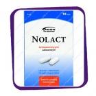 Nolact Laktaasientsyymi (Снижает непереносимость лактозы) капсулы - 10 шт