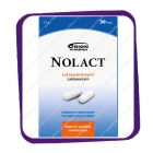 Nolact Laktaasientsyymi (Уменьшает непереносимость лактозы) капсулы - 30 шт
