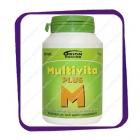 Multivita Plus M (Мультивита плюс М - комплекс витаминов для пожилых) таблетки - 200 шт