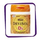 Devisol D3 10 mkg (Девисол D3 10 мкг) жевательные таблетки - 100 шт