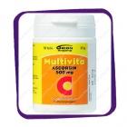 Multivita Ascorbin 500 Mg C (Мультивита Аскорбин 500 мг) таблетки - 50 шт