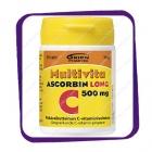 Multivita Ascorbin Long 500 Mg (Мультивита - Аскорбин Лонг 500 мг) таблетки - 50 шт