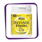 Devisol Strong D3 50 Mikrog (Девисол Стронг Д3 50 мкг) таблетки - 100 шт