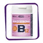 Beko Strong B12 1 Mg Suussa Hajoava (с клубничным вкусом) таблетки для рассасывания - 150 шт