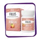 Fiilus Arkeen Persikan Ja Vadelman (молочнокислые бактерии - вкус персик-малина) жевательные таблетки - 30 шт