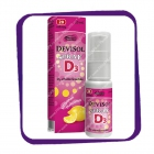 Devisol Spray D3 20 mikrog (Девисол Спрей D3 20 мкг - лимонный) спрей - 20 мл