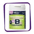 Beko Strong B12 1 Mg Foolihappo B6 (Беко Стронг B12 1 мг +B6 + фолиевая кислота) жевательные таблетки - 100 шт