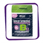 Беко Стронг B12 1 мг +B6 + фолиевая кислота (Beko Strong B12 1 Mg Foolihappo B6) таблетки - 150 шт