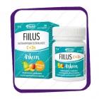Fiilus Arkeen C Zn (комплекс молочнокислых бактерий +С + Цинк - фруктовый вкус) жевательные таблетки - 30 шт