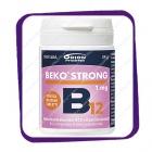 Beko Strong B12 1 Mg Suussa Hajoava (Беко Стронг) таблетки для рассасывания - 100 шт