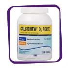 Calcichew D3 Forte Minttu (кальций 500 мг и D3 10 мкг) жевательные таблетки - 100 шт