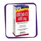 Ibumax 400 Mg (Ибумакс 400 мг) таблетки - 20 шт