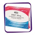 Zolt 15 Mg (Золт 15 мг - средство от изжоги) капсулы - 14 шт