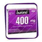 Burana 400 Mg Jauhe Oraaliliuosta Varten (Бурана 400 мг - порошок) саше - 10 шт