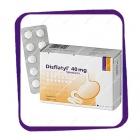 Дисфлатил 40 мг (Disflatyl 40 mg - от метеоризма) жевательные таблетки - 100 шт