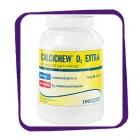 Calcichew D3 Extra Sitruuna 500 mg/20 mikrog (Кальций с D3) жевательные таблетки - 100 шт