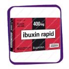 Ibuxin Rapid 400 Mg (Ибуксин Рапид 400 Мг - Болеутоляющее средство) таблетки - 10 шт
