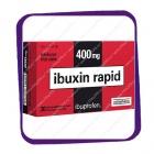 Ibuxin Rapid 400 Mg (Ибуксин Рапид 400 Мг - Болеутоляющее средство) таблетки - 30 шт