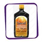 Sana-sol Nestemainen Monivitamiini (Поливитамины Санасол - сироп с апельсиновым вкусом) объём - 250 мл