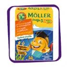 Moller Omega-3 Hedelman-makuinen Pikkukalat (меллер рыбки - для детей) жевательные таблетки - 45 шт