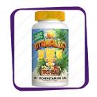 Sana-Sol Vitanallet Monivitamiini (Сана-сол миншки - тропический вкус) жевательные таблетки - 60 шт