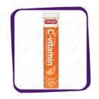 Friggs C-vitamin Apelsin (Витамин C с апельсиновым вкусом) шипучие таблетки - 20 шт