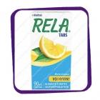Rela Tabs Sitruuna (Рела Табс - кисломолочные бактери) жевательные таблетки - 90 шт