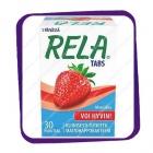 Rela Tabs Mansikka (лактобактерии в таблетках) жевательные таблетки - 30 шт