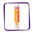 Friggs D-Vitamin Citrus (витамин D с цитрусовым вкусом) шипучие таблетки - 20 шт