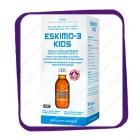 Eskimo-3 Kids (Эскимо-3 Кидс - рыбий жир для детей) объем - 210 мл