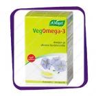 VegOmega-3 (ВегОмега 3 - льняное масло и масло морских водорослей) капсулы - 30 шт