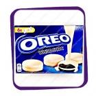 Oreo - White Choc - печенье Орео в белом шоколаде - 246g