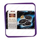 Feiny Biscuits - Black and White 176g - печенье с ванильной прослойкой
