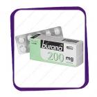Burana 200mg (Бурана 200 мг.) - таблетки - 20 шт.