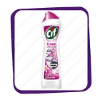 Cif - Cream Pink Flower 500 ml.