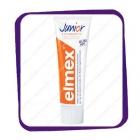Elmex Junior 75 ml. - подростковая зубная паста