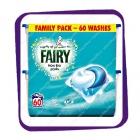 Fairy - Non Bio - Pods - 60 caps - капсулы для стирки детских вещей.