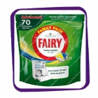 Fairy - Ultra Power - All in One - Lemon 70 tabs