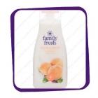 Family Fresh - Peach and Cream (Гель для душа)