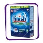 Finish All in 1 - 110 tabs - таблетки для посудомоечной машины
