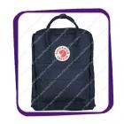 Kanken Fjallraven (Канкен Фьялравен) 16L оригинальный тёмно-синий Royal Blue рюкзак
