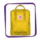 Kanken Fjallraven (Канкен Фьялравен) 16L оригинальный жёлтый Warm Yellow рюкзак