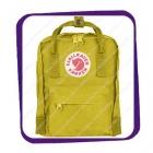 Fjallraven Kanken Mini (Фьялравен Канкен Мини) 7L оригинальный ярко-зелёный  рюкзак