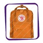 Fjallraven Kanken Mini (Фьялравен Канкен Мини) 7L оригинальный оранжевый рюкзак